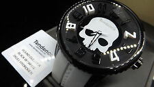 Tendence Men's 'Gulliver Hydrogen' Skull Quartz Special Edition  Watch NEW