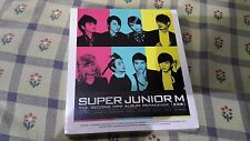 Super Junior M - The Second Mini Album Repackaged - Sealed - KPOP