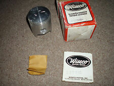 Yamaha Snowmobile SL SM GP 338 76-78 GS EX 340 Wiseco Piston 2290P1 .010 Over
