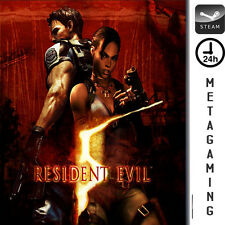 Resident Evil 5 - PC STEAM Game - NO CD