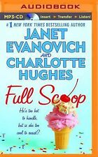 Full Scoop 6 by Charlotte Hughes and Janet Evanovich (2014, MP3 CD, Unabridged)