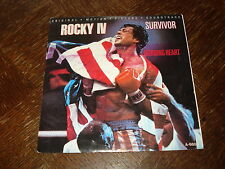 45 T BO FILM ROCKY IV BURNING HEART SURVIVOR