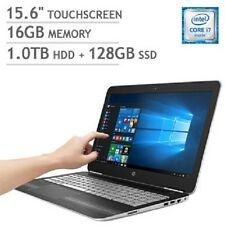 NEW HP Pavilion 15t Touchscreen Laptop Notebook PC Computer 4K i7 16GB 128GB SSD