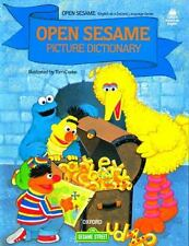 Open Sesame Picture Dictionary (Open Sesame English as a Second Language Series)