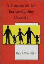 A Framework for Understanding Poverty Payne, Ruby K. Paperback