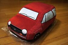 Honda N360 N600 Stuffed Plush Toy Car