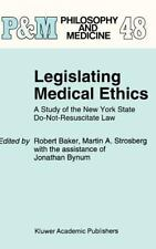 Legislating Medical Ethics:: A Study of the New York State Do-Not-Resu-ExLibrary