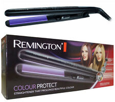 REMINGTON COLOUR PROTECT HAIR STRAIGHTENER S6300 * BRAND NEW & FACTORY SEALED *