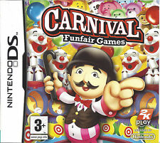 CARNIVAL FUNFAIR GAMES for Nintendo DS NDS