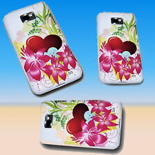 DESIGN No.5 SILIKON TPU COVER CASE + Displayschutzfolie SAMSUNG I9100 GALAXY S2