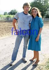 FALCON CREST #593,ANA ALICIA,BILLY MOSES,tv photo