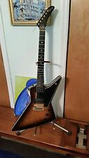 1982 Gibson Explorer Guitar with Case and extras