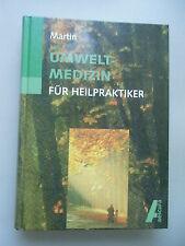 Umweltmedizin für Heilpraktiker 1996 Umwelt Medizin