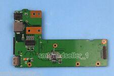 For Asus K52 K52F K52JB K52JC K52JR K52JE K52DR DC Power Jack Switch Board