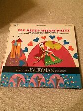 Merry Widow Waltz and other Music of Lehar & Strauss Anton Paulik LP
