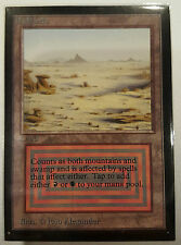 MTG Collectors Edition - BADLANDS - DUAL LAND - EX/NM