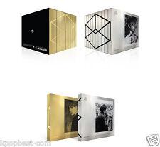 EXO - EXODUS (2nd Album Korean Ver) Member Random CD+Booklet+Photocard+giftphoto