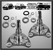Volkwagen Golf Mk1 Mk2 Caddy G60 Rear Stub Axle Brake Disc Conversion Upgrade
