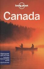 Lonely Planet Canada (Travel Guide)-ExLibrary