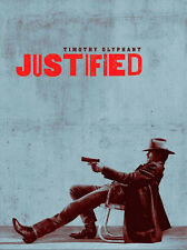 "Justified Movie poster 32"" x 24"" Decor 03"