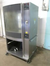 """FRI-JADO STG 7-P"" COMMERCIAL  H.D. 3 PH ELECTRIC CHICKEN/RIB ROTISSERIE OVEN"