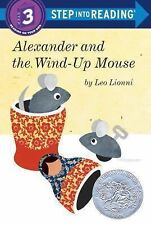 Alexander and the Wind-Up Mouse (Step Into Reading, Step 3)-ExLibrary