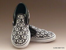 New Star Wars Vans Darth Vader Stormtrooper Toddler Boys Girls Shoes Size 5.5