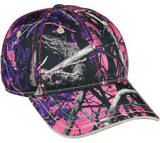 Ladies MUDDY GIRL/ Moon Shine  Camouflage Hunting Casual Hat