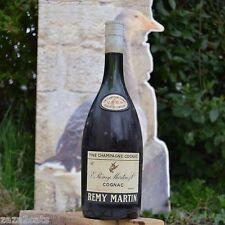 BOUTEILLE 200CL Cognac Fine Champagne VSOP Remy Martin PROBLABLE 1950 / 1960
