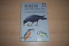 LADYBIRD BOOK Birds and How They Live  2/6 NET