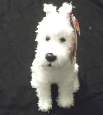 SNOWY THE DOG FROM THE ADVENTURES OF TINTIN  TY BEANIE BABY NWT 2011