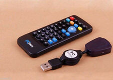 Hot USB IR Remote Controller + Mouse Joystick For Raspberry Pi XBMC Home Theater