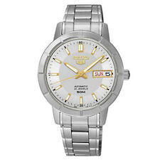 Seiko SNK897J1 Ladies Analog Stainless Steel Automatic Round Watch