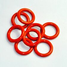 Tube Dampers Silicone Ring fit 12AX7 12AU7 12AT7 12BH7 EL84 100pcs for tube amp