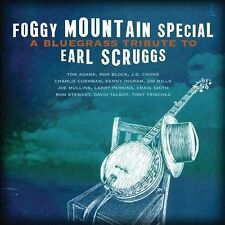 Foggy Mountain Special: A Bluegrass Tribute, New Music