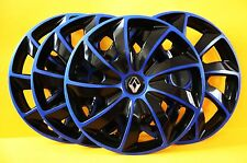 "15"" Renault Clio,Kangoo,Laguna,Modus,etc.,WHEEL TRIMS/COVERS,HUB CAPS,Quantity 4"