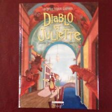 "Diablo et Juliette #3 ""Un Drole d'Ange Gardien"" - Comic Book in French Language"