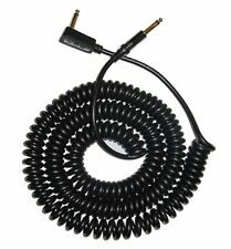 VOX VCC Vintage Coiled Cable Black for Electric Guitar New Japan