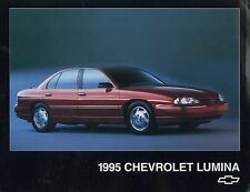 1995 CHEVROLET LUMINA DATENBLATT LEAFLET CATALOGUE ENGLISCH (KANADA)