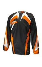 NEW KTM HYDROTEQ JERSEY WATERPROOF OFFROAD JERSEY SIZE SMALL $69.99 NOW $39.99