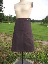 Fab MAGI FIT Chocolate Tummy Control Shaper Stretch Skirt Plus Size 30 BNWT