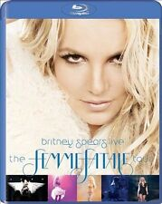BRITNEY SPEARS: LIVE - THE FEMME FATALE TOUR (NEW BLU-RAY)