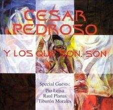 César Pedroso: Y Los Que Son, Son  Audio CD