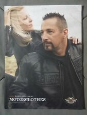 2008 HARLEY DAVIDSON FASHION ACCESSORIES BROCHURE JACKETS BOOTS PANTS T-SHIRT