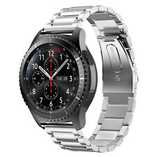 New Stainless Steel Watch Band Strap for Samsung Gear S3 Classic/Frontier Watch