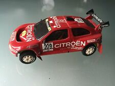 1/43 RARE KIT PROVENCE MOULAGE CITROEN ZX N° 209 RALLY PARIS DAKAR