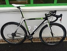 MINT Cannondale Super x SRAM RED 11 solo £ 1599
