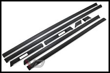Chrome Door Side Panels Molding Trim for BMW E38 7-Series