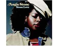 Stone Love Angie Stone  MINT CD QUALITY CHECKED & FAST