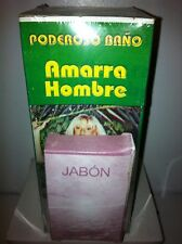 SPIRITUAL BATH AND SOAP COMBO PACK 8 FL OZ FOR TIE UP THE MAN (AMARRA HOMBRE)